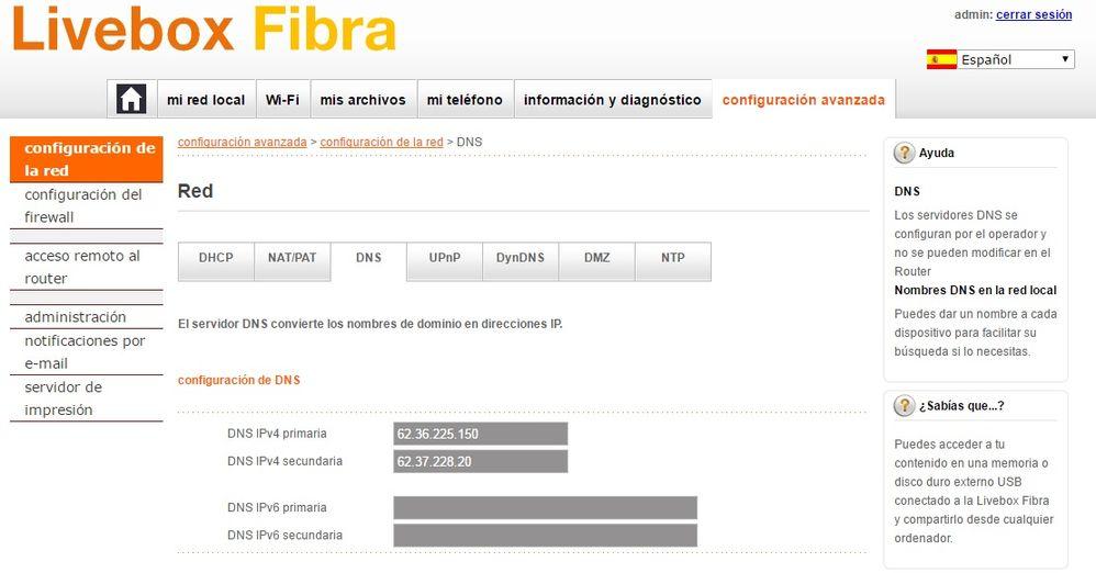 DNS Livebox fibra.jpg