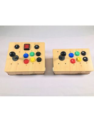 Pack Time Machine V3+ y Joystick Player2 by TOAD
