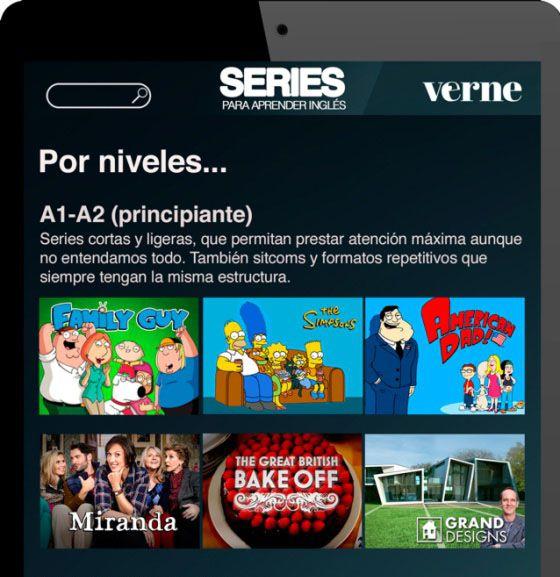 Que Series Ver En Netflix Para Aprender Ingles