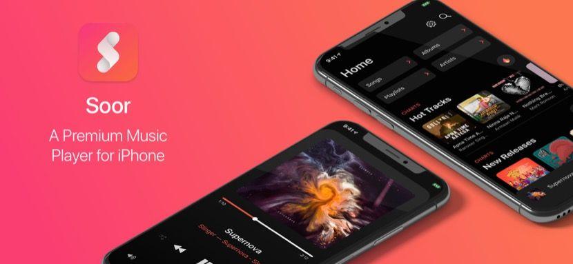 Toda tu música con Soor: promociones para todos los gustos. Fuente: Actualidadiphone. (https://www.actualidadiphone.com/soor-un-nuevo-reproductor-para-apple-music-con-interesantes-funciones/)