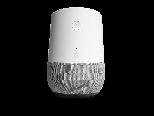 Tu Google Home hará que todos participen en las tareas del hogar. Fuente: Google (https://store.google.com/es/product/google_home_specs)