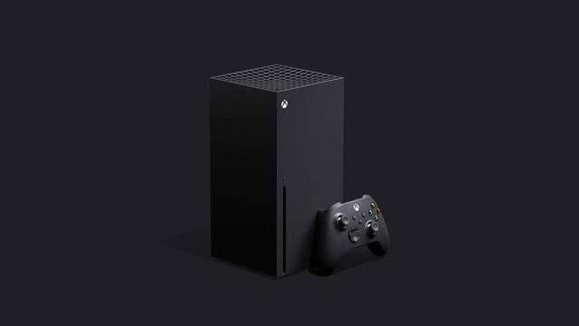 Qué os pareció el diseño?? Fuente: Vandal (https://vandal.elespanol.com/noticia/1350730511/power-your-dreams-sera-el-eslogan-principal-de-la-nueva-consola-xbox-series-x/)