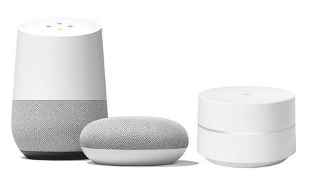 Google Home, tu aliado. Fuente: Xataka Android (https://www.xatakandroid.com/gadgets-android/google-home-google-home-mini-google-wifi-llegan-espana-precios-oficiales)