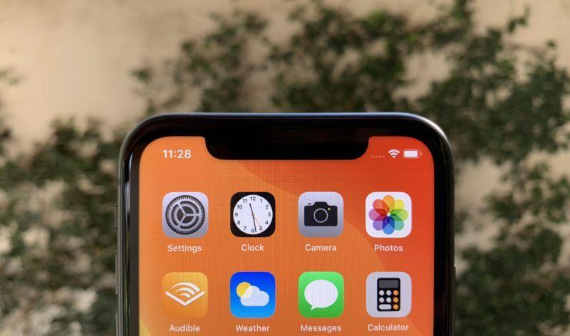 ¿Realmente es para tanto esta molestia? Fuente: Ars Technica (https://arstechnica.com/gadgets/2019/09/iphone-11-review-the-sweet-spot-iphone/)