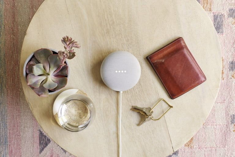 ¿Estás introduciendo correctamente la contraseña de tu red WiFi? Fuente: Digital Trends (https://es.digitaltrends.com/inteligente/google-nest-mini/)