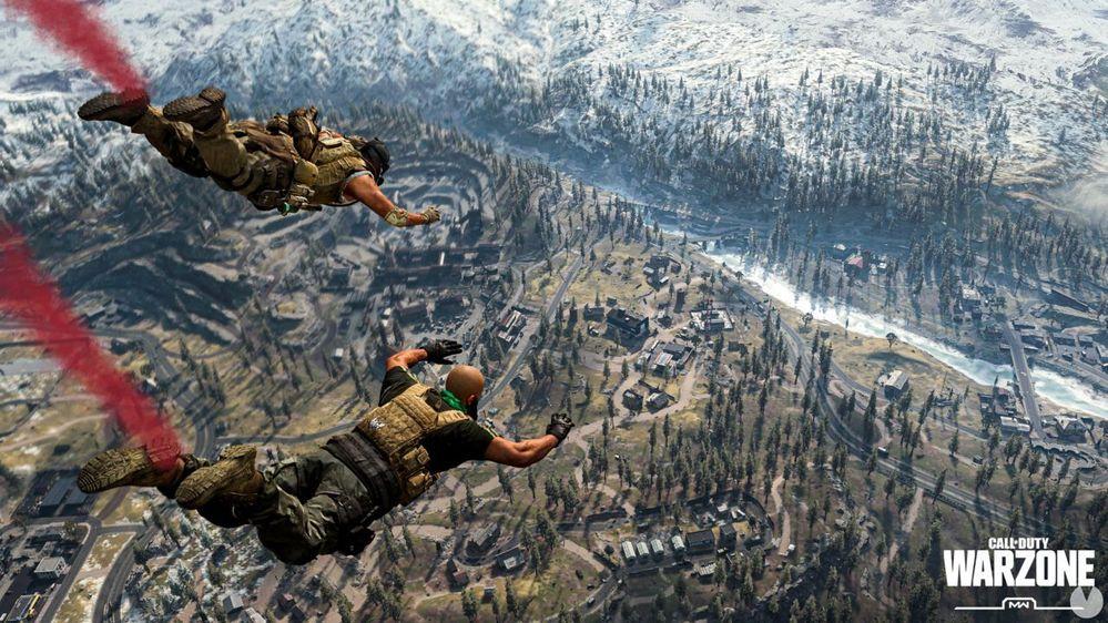 Los tramposos siguen eligiendo Call of Duty: Warzone. Fuente: Vandal (https://vandal.elespanol.com/juegos/ps4/call-of-duty-warzone/82925#imagen10)