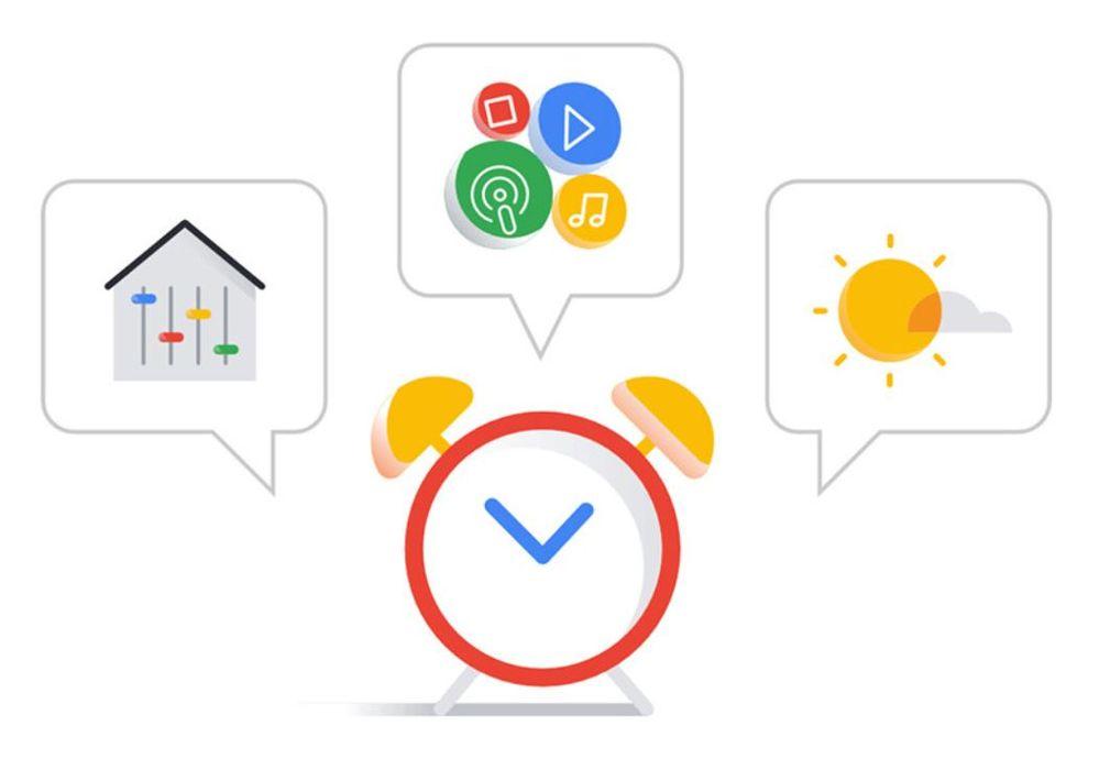 ¿Has probado las rutinas en tus dispositivos inteligentes? Fuente: Xataka Android (https://www.xatakandroid.com/tutoriales/reloj-google-como-crear-alarma-inteligente-rutinas-asistente-google)