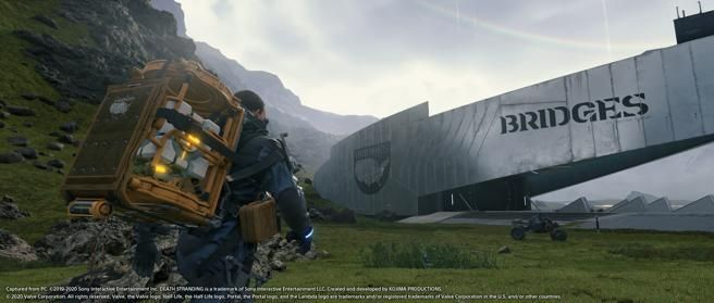 Aspecto visual mejorado!! Fuente: La Vanguardia (https://www.lavanguardia.com/videojuegos/20200714/482320793033/death-stranding-pc-novedades-steam-epic-hideo-kojima.html)