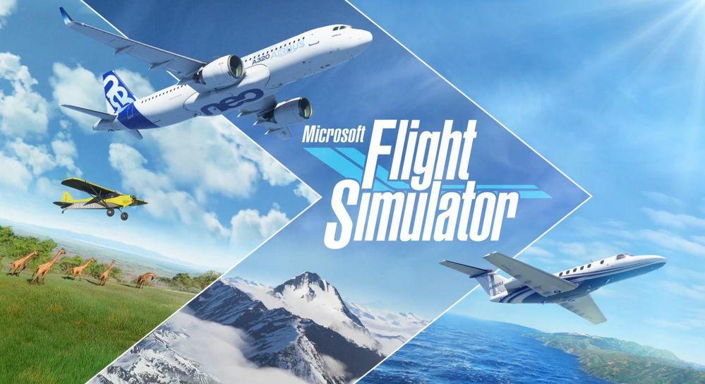 """""""El cielo te llama"""", empezamos a surcarlo?? Fuente: Xbox (https://www.xbox.com/es-ES/games/microsoft-flight-simulator)"""