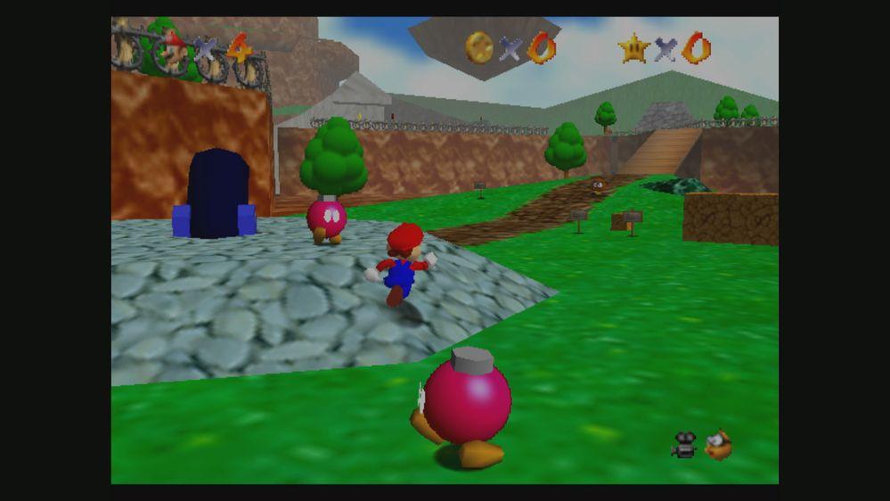 Por fin se confirmó el rumor!! Fuente: Nintendo (https://www.nintendo.es/Juegos/Nintendo-64/Super-Mario-64-269745.html#Galer_a)