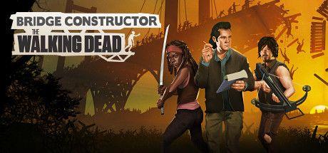 Anunciado Bridge Constructor: The Walking Dead!! Fuente: Steam (https://store.steampowered.com/app/1336120/Bridge_Constructor_The_Walking_Dead/)
