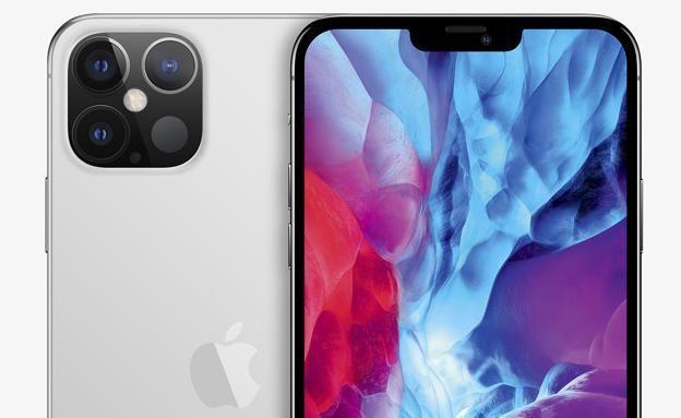 ¿Diseño definitivo del iPhone 12? Fuente: El Correo (https://www.elcorreo.com/tecnologia/moviles/iphone-cinco-grandes-20200828115804-nt.html)