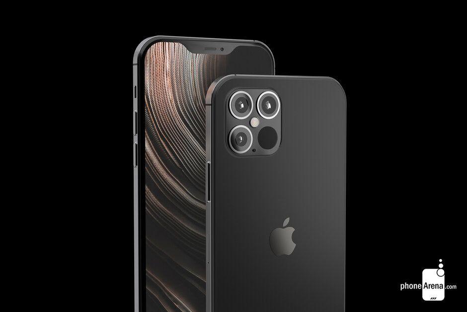 Cada vez queda menos para conocer el diseño final del iPhone 12. Fuente: Xakata (https://www.xataka.com.mx/celulares-y-smartphones/iphone-12-tendra-nuevo-diseno-basado-ipad-tres-camaras-sensor-lidar-notch-pequeno-bloomberg)