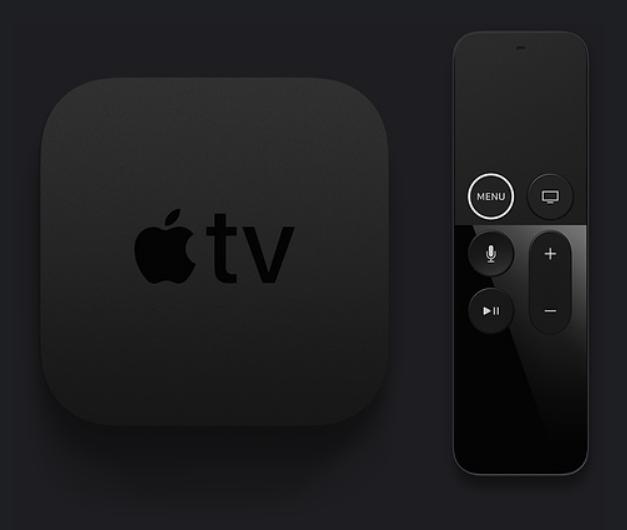 ¿Renovarán los de Cupertino su Apple TV por fin? Fuente: Apple (https://www.apple.com/es/shop/buy-tv/apple-tv-hd/32-gb)