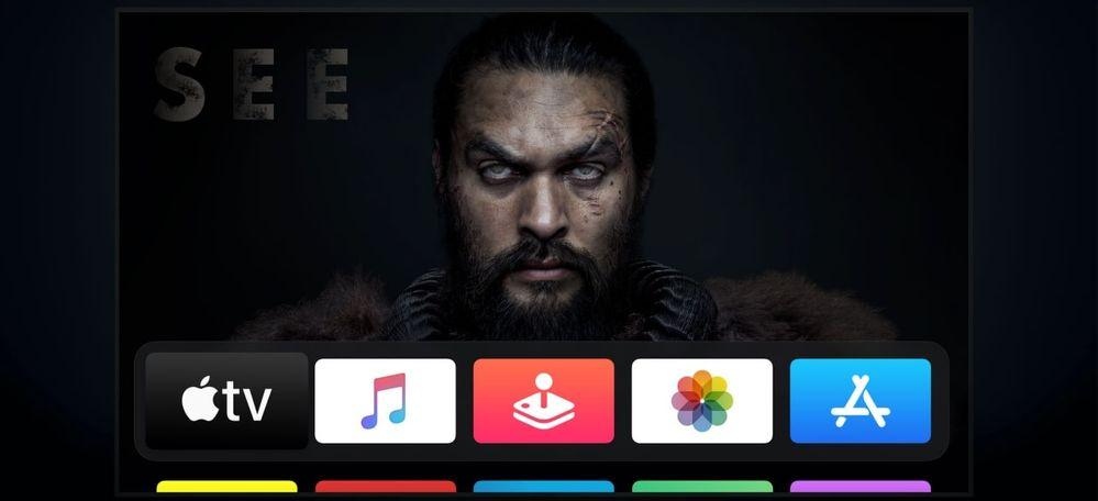 El nuevo modelo de Apple TV, una visión gamer por parte de la compañía. Fuente: La manaza mordida. (https://lamanzanamordida.net/tutoriales/apple-tv/que-es-para-que-sirve/)