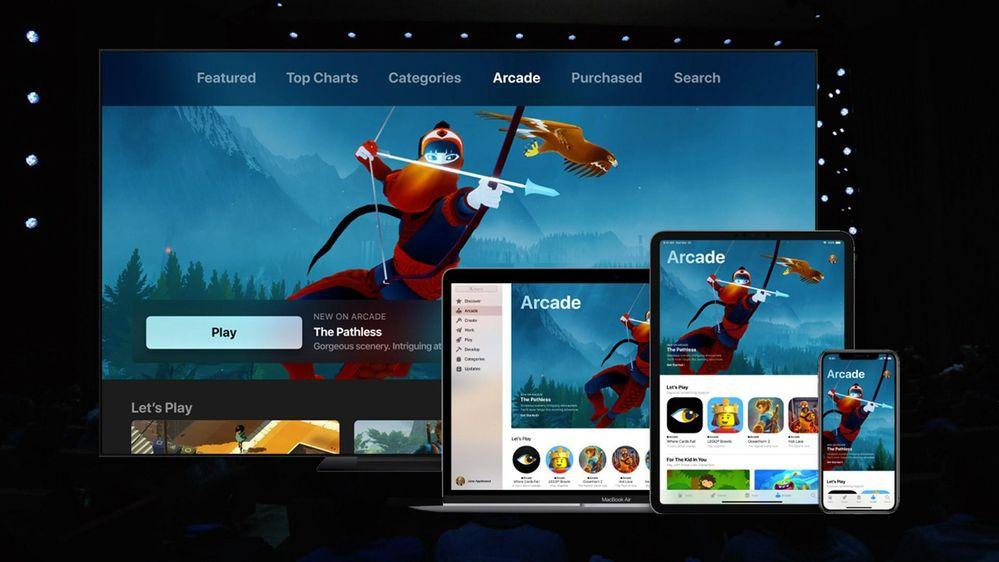 Apple Arcade, ¿una apuesta arriesgada? Fuente: Hobby Consolas (https://www.hobbyconsolas.com/reportajes/apple-arcade-precio-todos-juegos-merece-pena-495785)