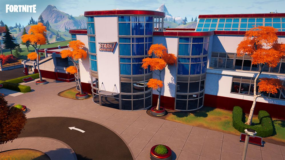 Industrias Stark llega a la isla. Fuente: Epic Games (https://www.epicgames.com/fortnite/es-MX/news/the-nexus-war-heats-up-with-the-stark-industries-update)