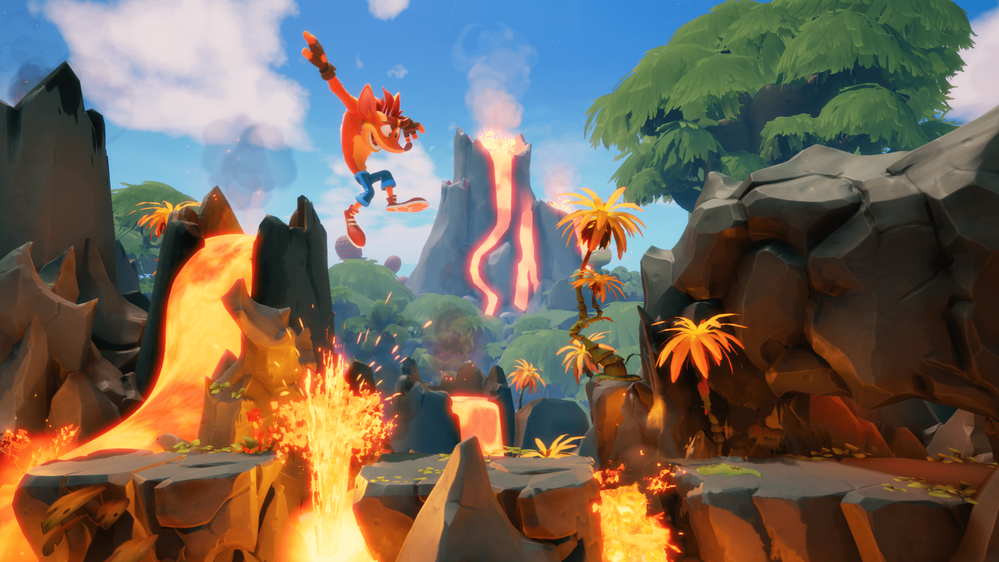 Cómo veis el tema de la demo?? Fuente: Crash Bandicoot (https://www.crashbandicoot.com/es/crash4/home)