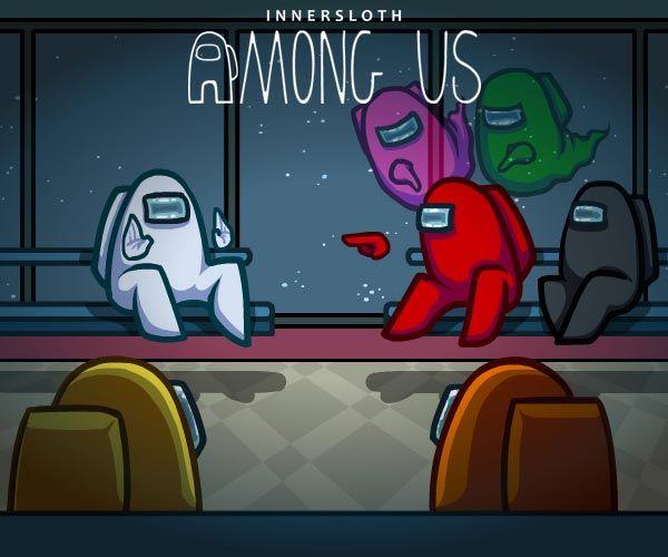 Qué rol preferís?? Fuente: Innersloth (http://www.innersloth.com/gameAmongUs.php)