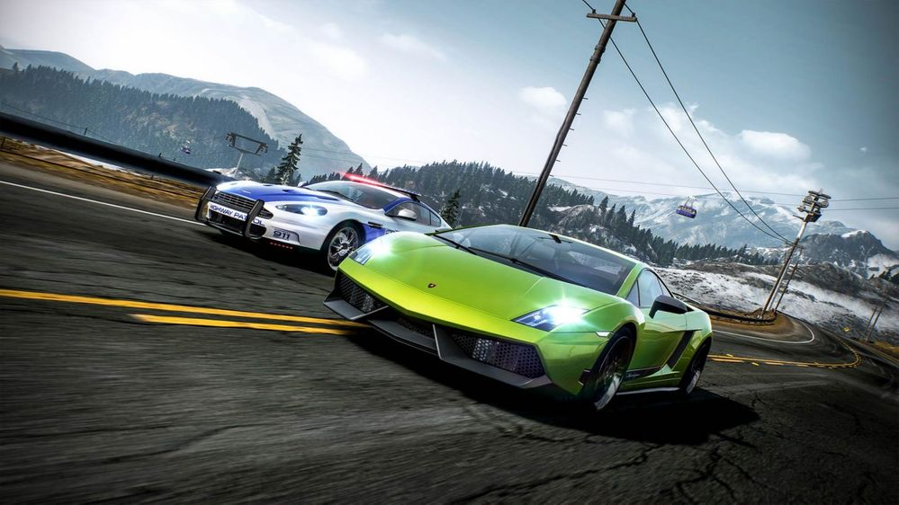 En qué bando estás?? Fuente: Electronic Arts (https://www.ea.com/es-es/games/need-for-speed/need-for-speed-hot-pursuit-remastered/news/announcing-nfs-hp-remastered#nnn)