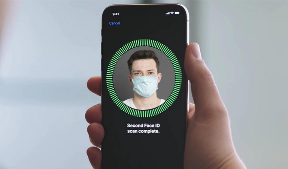 Face ID se enfrenta cara a cara con las mascarillas, ¿seguridad o comodidad? Fuente: La República (https://larepublica.pe/tecnologia/2020/04/29/apple-lanza-actualizacion-para-facilitar-el-desbloqueo-del-iphone-con-mascarillas-faciales-ios-135-face-id-software-coronavirus-covid-19/)