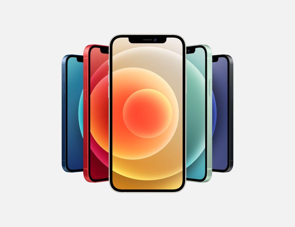 La nueva generación de iPhone ya está aquí, ¿cumple con las expectativas? Fuente: Apple (https://www.apple.com/euro/iphone-12/a/screens_alt/images/overview/hero/hero_endframe__fc7apyu3c7au_large.jpg)
