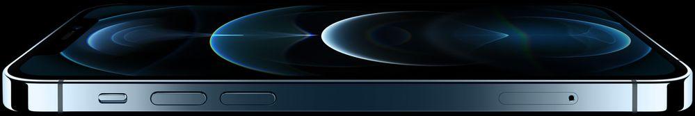 Los iPhone 12 Pro y Pro Max, lo más top de lo nuevo de la compañía californiana. Fuente: Apple (https://www.apple.com/v/iphone-12-pro/a/images/overview/design/design_tougher_glass__czlsbgxawrki_large.jpg)