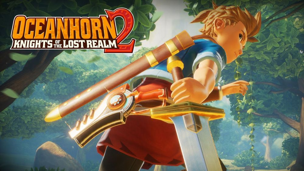 Aterriza en Switch!! Fuente: Gameprotv (https://www.gameprotv.com/nintendo/oceanhorn-2-knights-of-the-lost-realm-se-lanza-en-nintendo-switch-el-28-de-octubre)