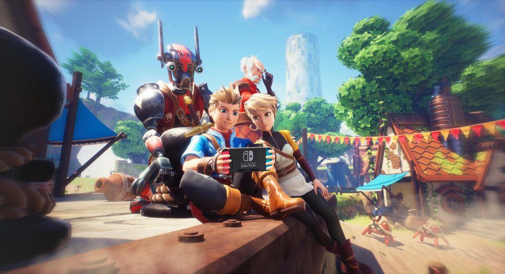 Ganas de empezar la aventura?? Fuente: Gameprotv (https://www.gameprotv.com/nintendo/oceanhorn-2-knights-of-the-lost-realm-se-lanza-en-nintendo-switch-el-28-de-octubre)