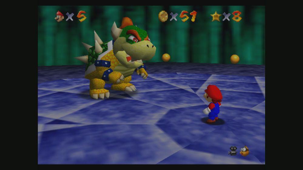 Qué opináis de las palabras del creativo?? Fuente: Nintendo (https://www.nintendo.es/Juegos/Nintendo-64/Super-Mario-64-269745.html#Galer_a)