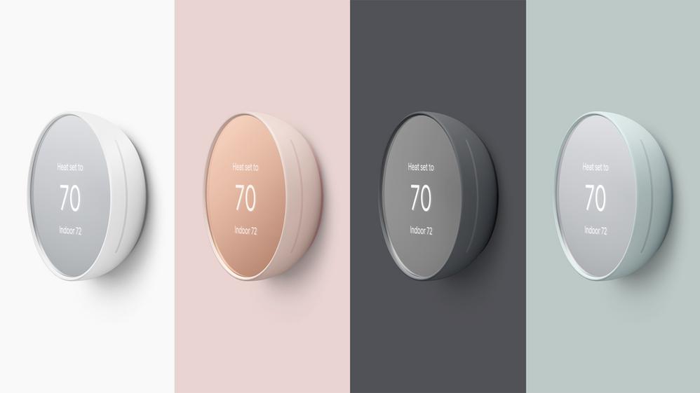 ¿Con qué color te quedas tú? Fuente: El Blog de Google (https://blog.google/products/google-nest/new-nest-thermostat-energy-savings/)