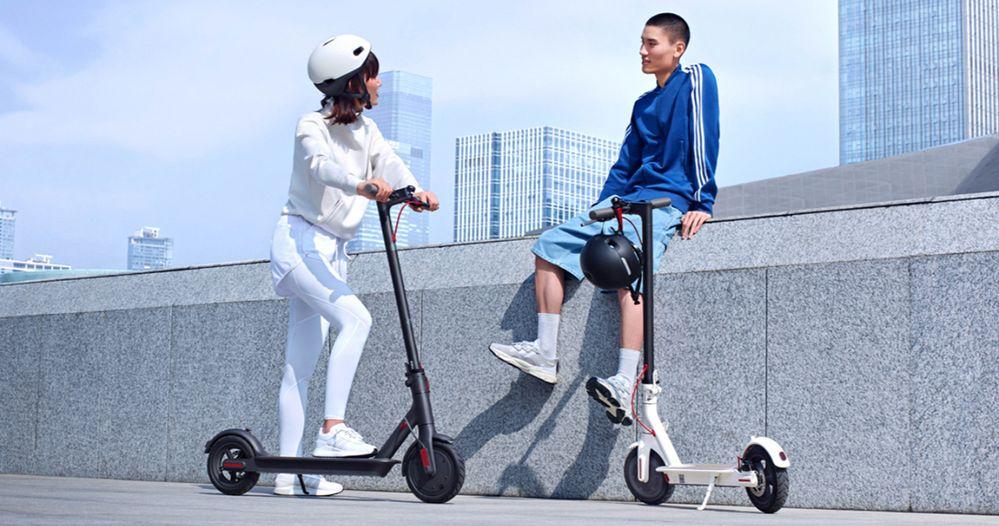 ¿Ganas de subirte a la ola de los patinetes eléctricos? Fuente: Xiaomi Adictos (https://www.xiaomiadictos.com/se-filtra-el-posible-precio-del-nuevo-xiaomi-mi-electric-scooter-1s-en-europa-y-te-va-a-gustar/)