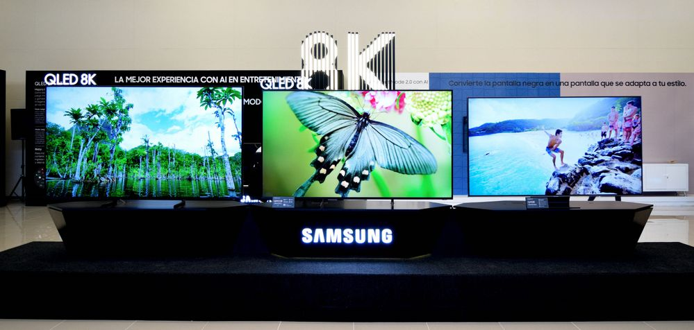¡Uno de los elegidos! Fuente: News Samsung (https://news.samsung.com/pe/qled-8k-tres-razones-por-las-que-vas-a-querer-uno)