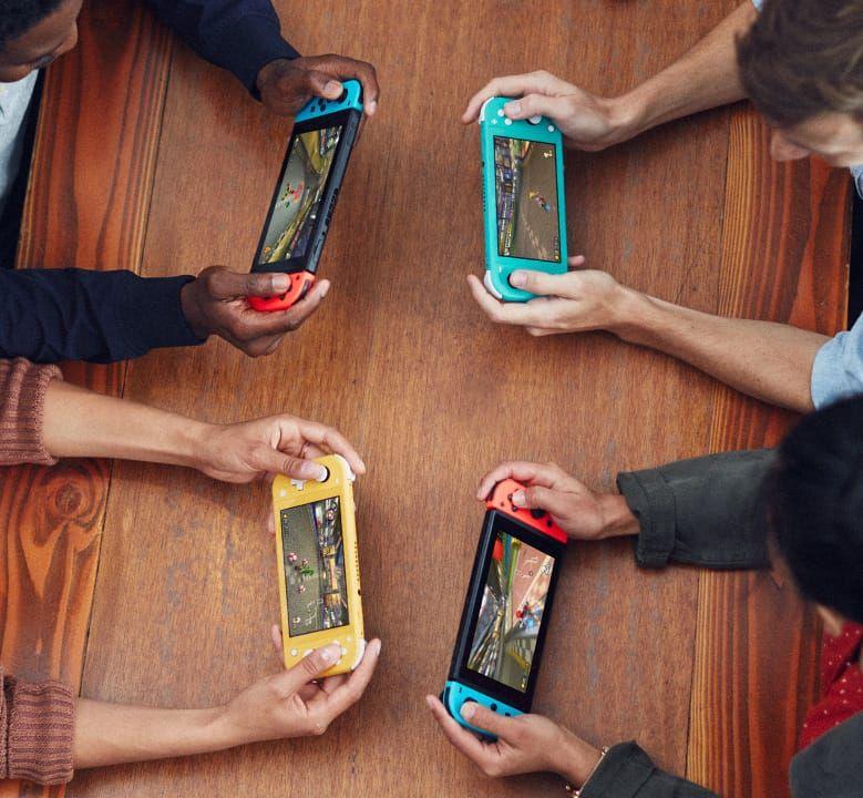 Creéis que tendremos nueva consola este año?? Fuente: Nintendo (https://www.nintendo.es/Familia-Nintendo-Switch/Nintendo-Switch/Nintendo-Switch-1148779.html)