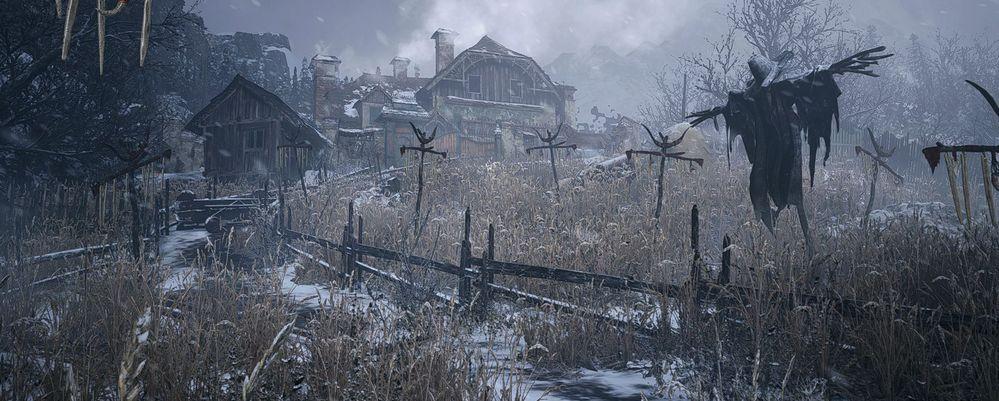 Hay ganas de jugarlo?? Fuente: Resident Evil (https://www.residentevil.com/village/es/)