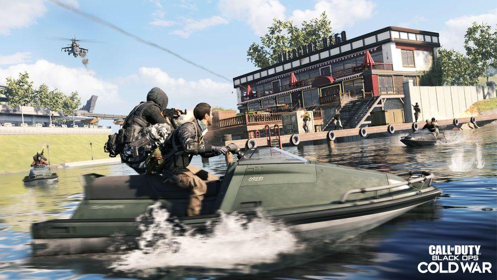 A lanzar disparos de amor!! Fuente: Call of Duty (https://www.callofduty.com/blog/2021/02/Call-of-Duty-Weekly-Briefing-February-8)