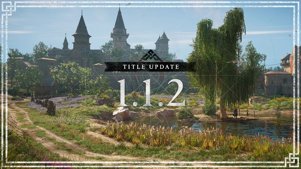 Pedazo actualización!! Fuente: Ubisoft (https://www.ubisoft.com/es-es/game/assassins-creed/valhalla/news-updates/3abYpgXMu1DKI3gc0MvJTK/assassins-creed-valhalla-actualizacin-de-ttulo-112)