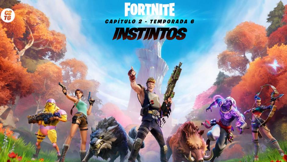 Ya está aquí la nueva temporada!! Fuente: Epic Games (https://www.epicgames.com/fortnite/es-ES/chapter-2-season-6)