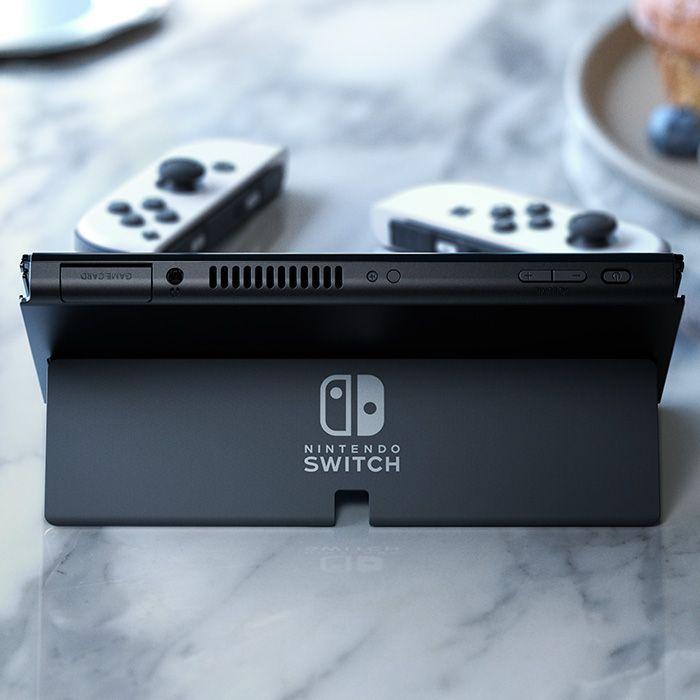 Bye, bye Switch Pro. Fuente: Nintendo (https://www.nintendo.es/Familia-Nintendo-Switch/Nintendo-Switch-modelo-OLED-/Nintendo-Switch-modelo-OLED--2000984.html)