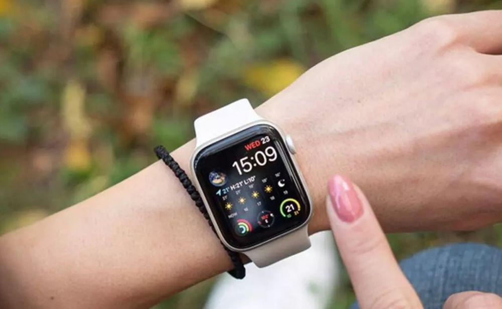 ¿Es este tu bien más preciado? Fuente: Topes de gama (https://topesdegama.com/ofertas/amazon/smartwatch-apple-watch-series-6-abril-2021)