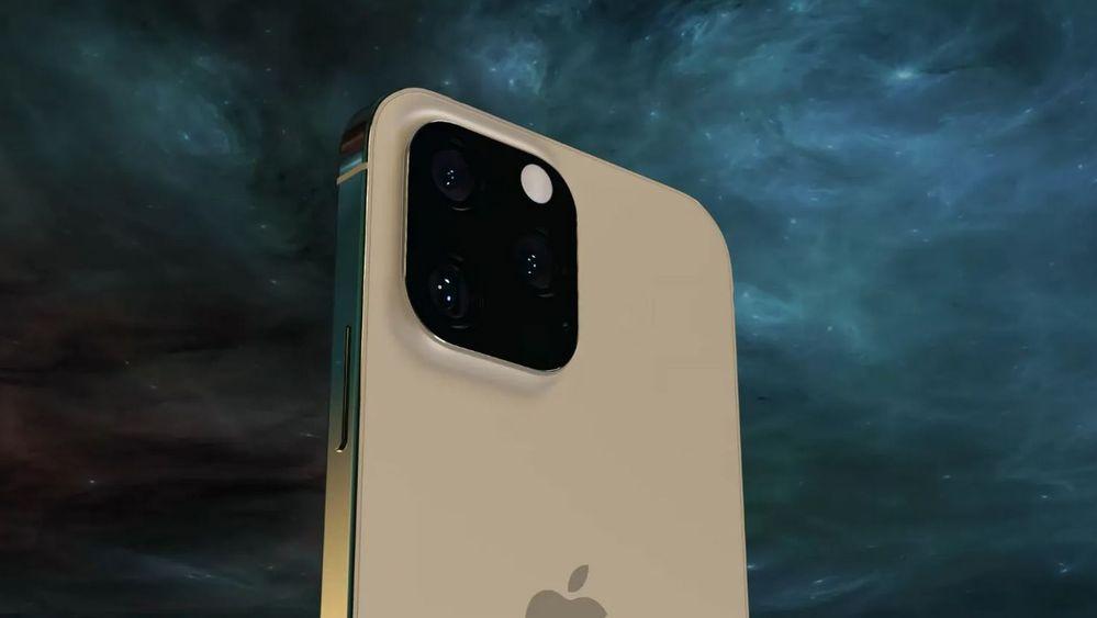 Pero, primero, iPhone 13. Fuente: Hipertextual (https://hipertextual.com/2021/04/iphone-14-camara-face-id-rumores)