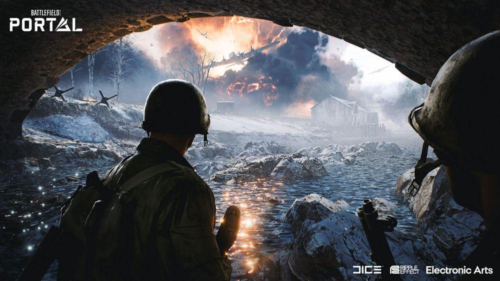 Duras medidas para los infractores. Fuente: EA (https://www.ea.com/es-es/games/battlefield/battlefield-2042/media)