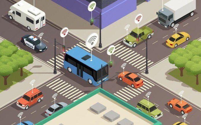 El Big Data podría mejorar el transporte. Fuente: Motor.es (https://www.motor.es/que-es/ciudad-inteligente-smart-city)