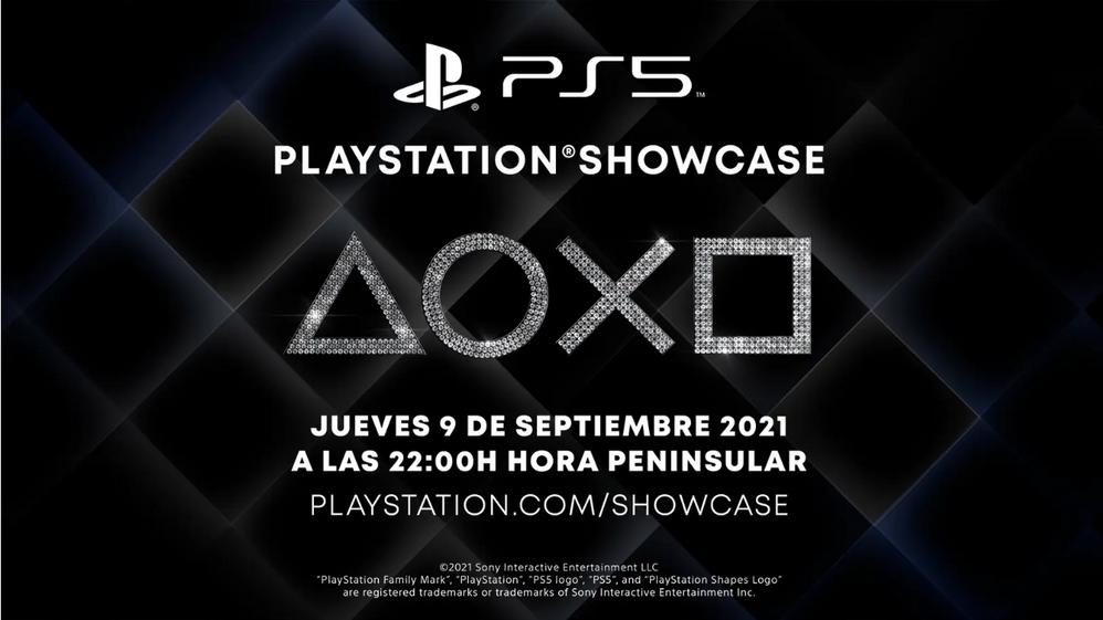 Será una prueba de fuego para PlayStation??. Fuente. Blog PlayStation (https://blog.es.playstation.com/2021/09/02/os-invitamos-a-la-transmision-de-la-playstation-showcase-2021-el-proximo-jueves/)