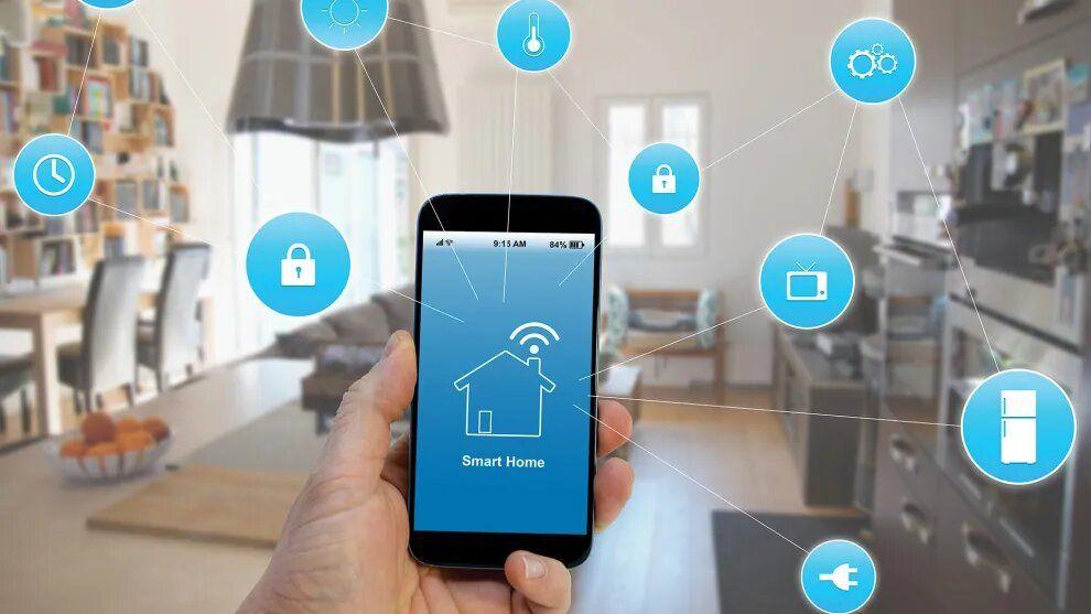 ¿Logrará la domótica reducir la carga de trabajo en casa? Fuente: All Homecinema (https://allhomecinema.com/amazon-apple-and-google-are-still-working-on-an-open-standard-for-smarthome/)