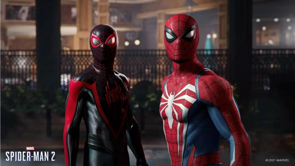 Se avecina un nuevo enemigo. Fuente: Blog PlayStation (https://blog.es.playstation.com/2021/09/09/anuncio-de-marvels-spider-man-2-y-marvels-wolverine/)
